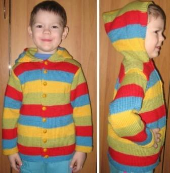 Детская кофта регланом с доставкой