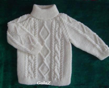 Модные свитеры своими руками