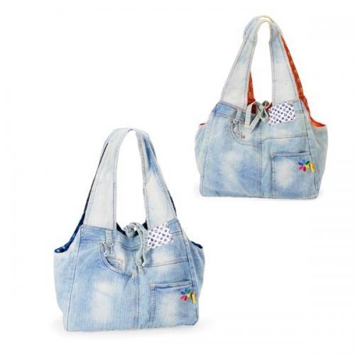 Джинсовые рюкзаки своими руками фото и выкройки 124