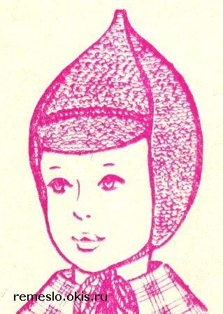 Детские вязаные шапки. Связать шапочку для мальчика