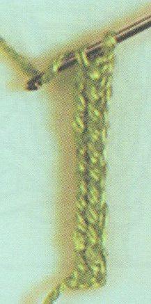 Начало вязания крючком. Набор петель крючком. Как набирать петли крючком